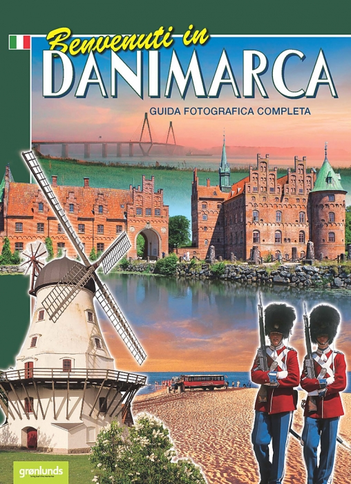 Benvenuti in Danimarca, Italiensk (2012) (Bog)