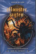 Image of Edderkoppekongen Arachnid (Bog)