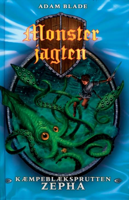 Image of Kæmpeblæksprutten Zepha (Bog)