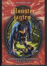 Monsterjagten bind (24) Spøgelsespanteren Stealth (Bog)