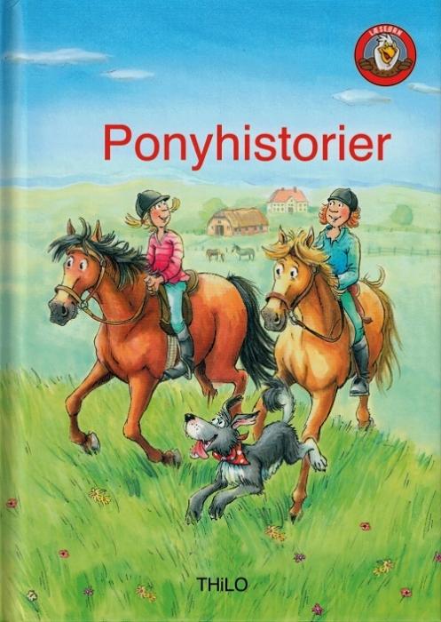 Ponyhistorier (Bog)