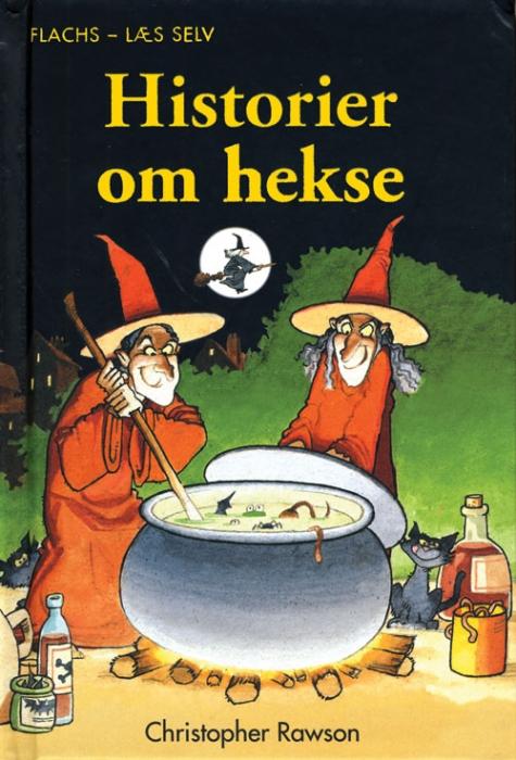 Historier om hekse (Bog)