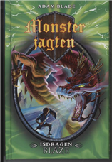 Image of Isdragen Blaze - Monsterjagten bind (Bog)