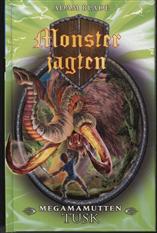 Image of Megamamutten Tusk (Bog)