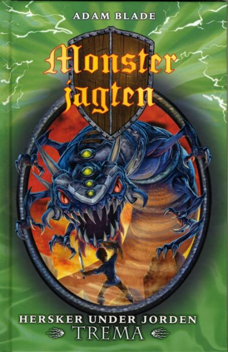 Image of Hersker under jorden Trema (Bog)