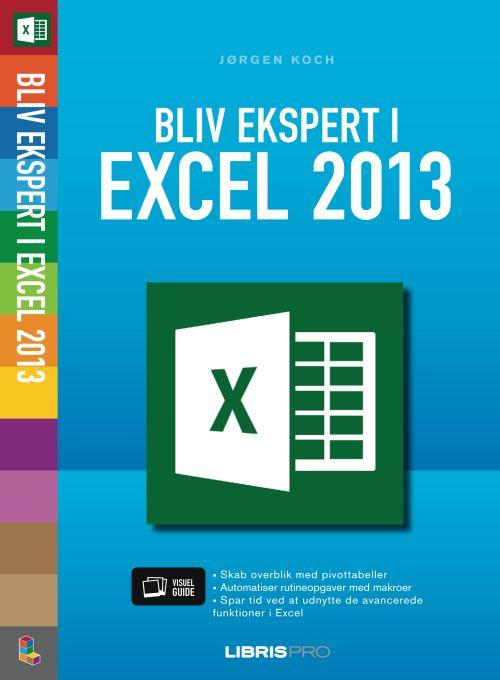 Image of   Bliv ekspert i excel 2013 (Bog)