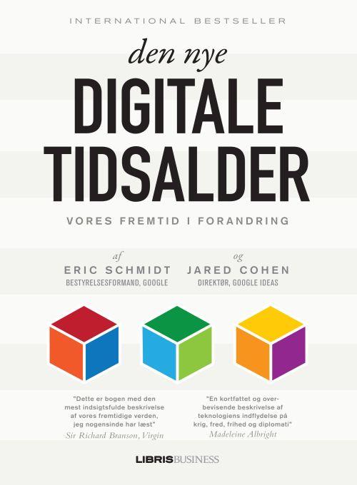 Den nye digitale tidsalder (Bog)