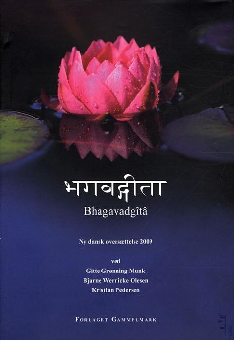 Image of   Bhagavadgita - ny dansk oversættelse 2009 (Bog)