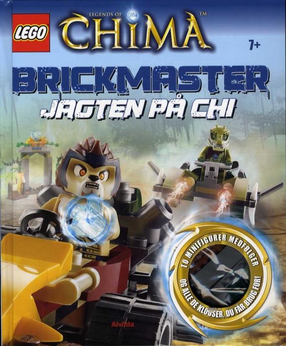 LEGO Chima Brickmaster - Jagten på Chi