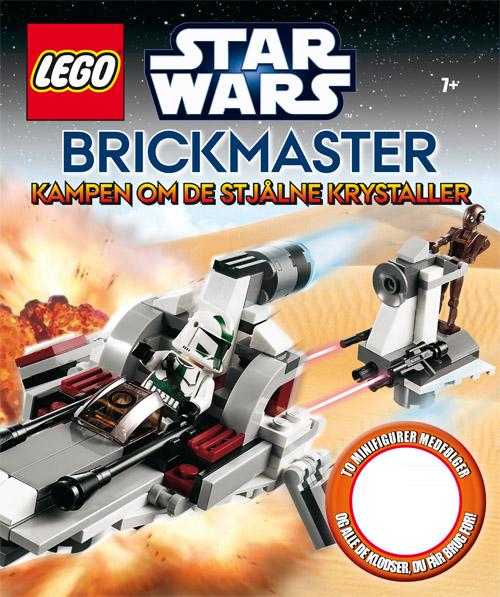LEGO Star Wars Brickmaster 2 - Kampen om de stjålne krystaller (Bog)