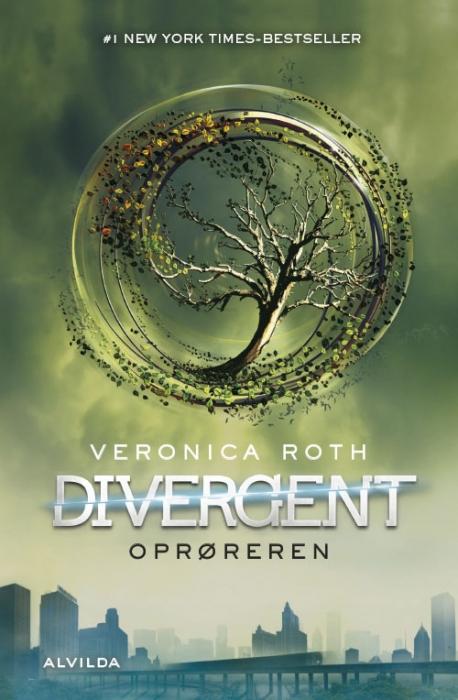 Image of   Divergent 2: Oprøreren (Bog)
