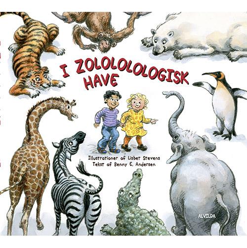 I zolololologisk have - en fagtesangbog for de mindste (Bog)