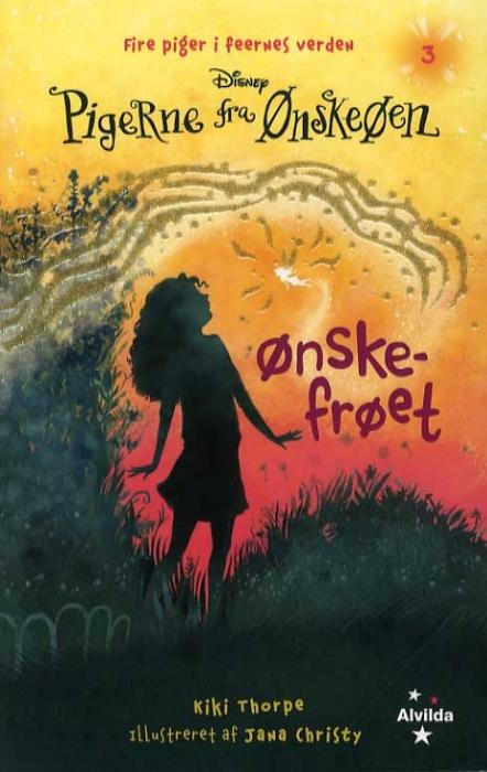 Pigerne fra Ønskeøen 3: Ønskefrøet (Bog)