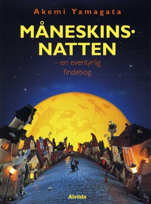 Image of Måneskinsnatten (Bog)