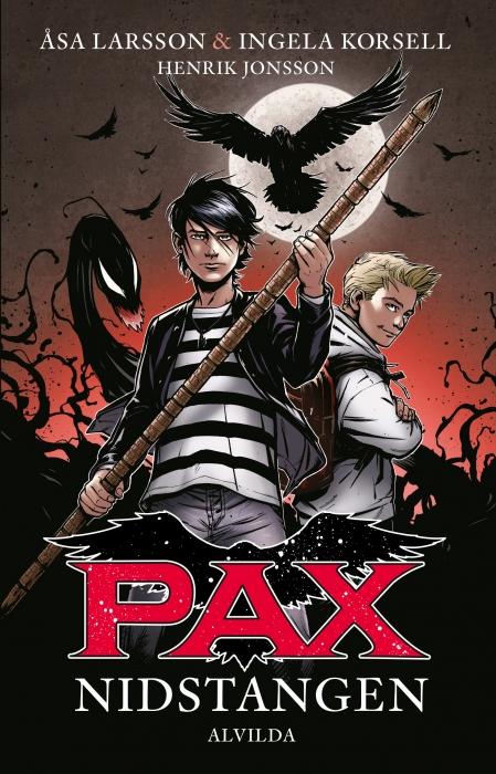 Image of PAX 1: Nidstangen (Bog)
