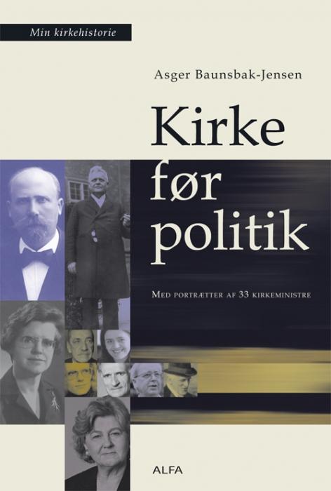 Image of Kirke før politik (Bog)