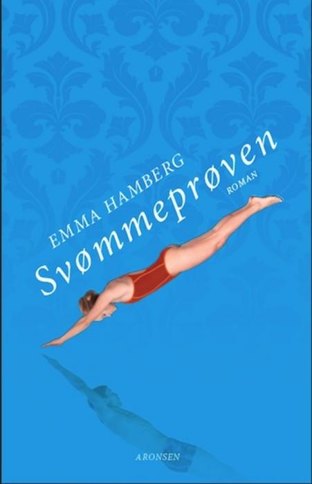 Billede af Emma Hamberg, Svømmeprøven (Bog)