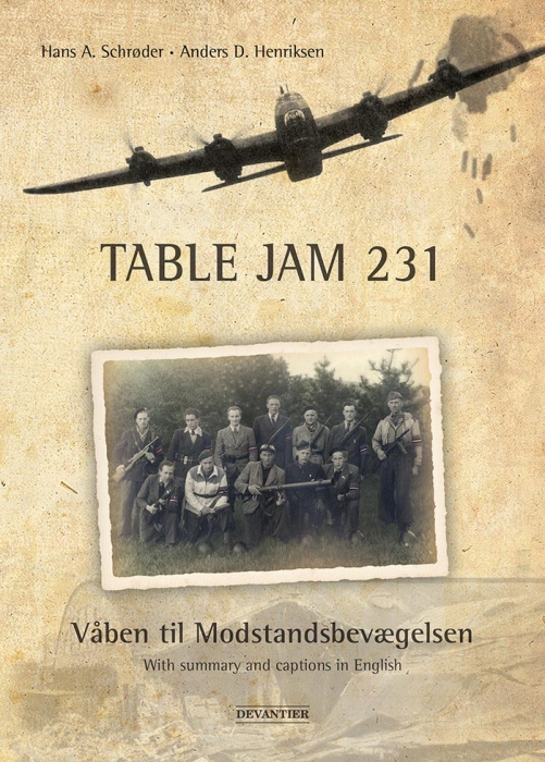 Image of TABLE JAM 231 (Bog)
