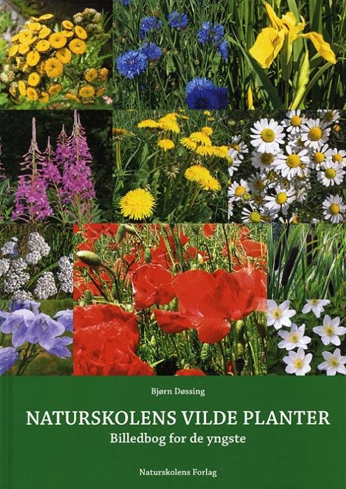 Naturskolens vilde planter (Bog)