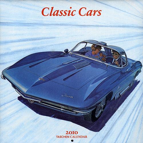 WALL CALENDAR 2010 CARS OF THE 20TH CENT. (30X30) (Bog)