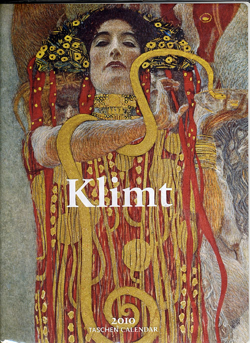 DIARY 2010 KLIMT (Bog)