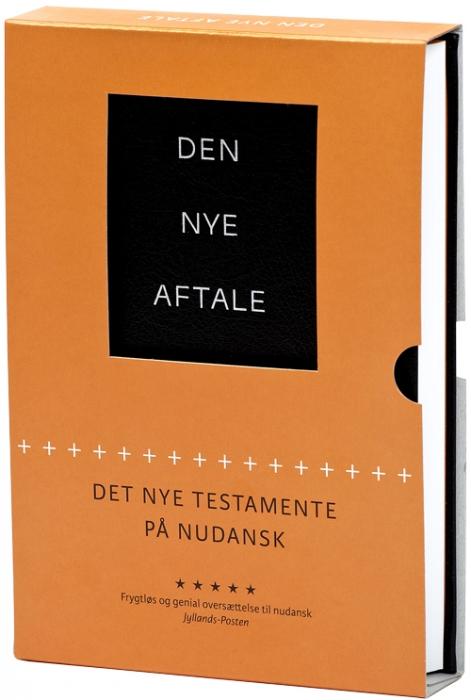Den Nye Aftale (skind, orange) (Bog)
