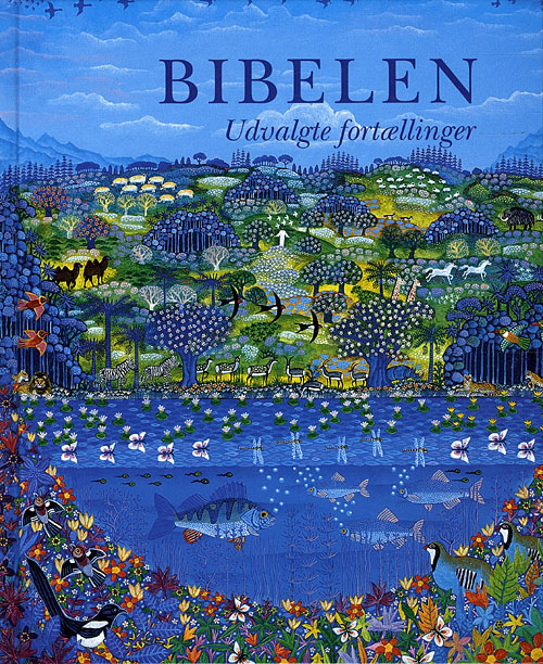 Image of   Bibelen - udvalgte fortællinger (Bog)