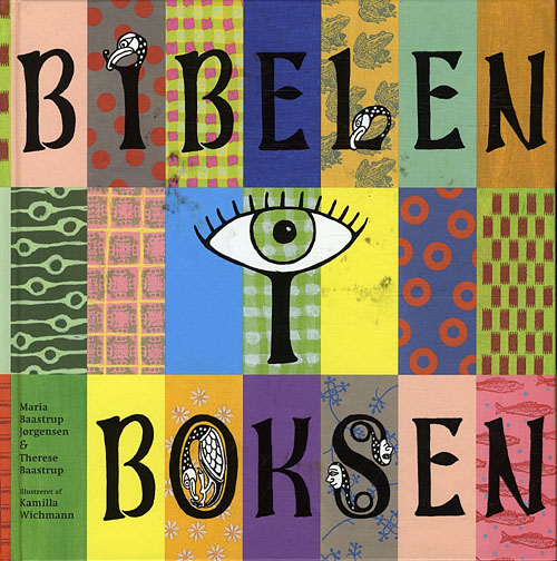 Image of   Bibelen i boksen (Bog)