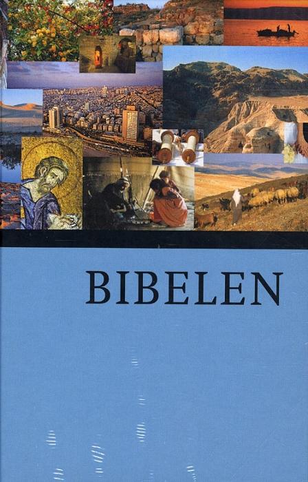Image of   Bibelen med faktasider (Bog)