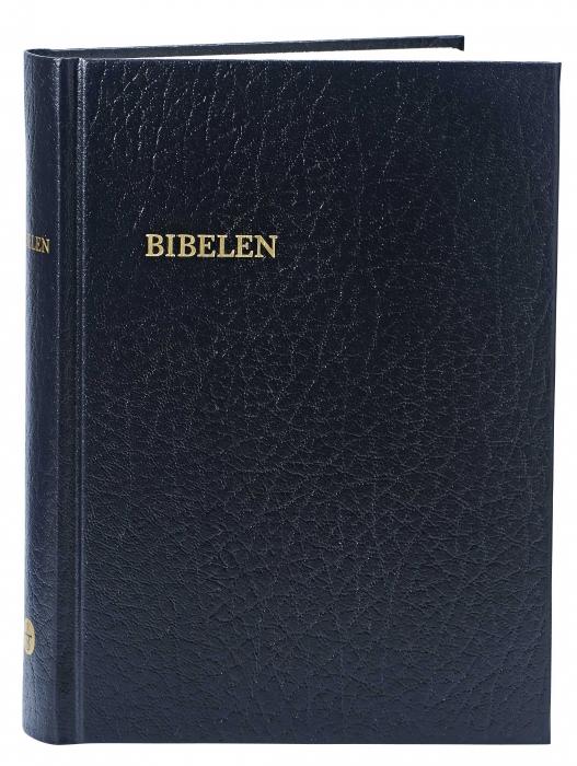 Image of   Bibelen - lille format, kirkebibelen (Bog)