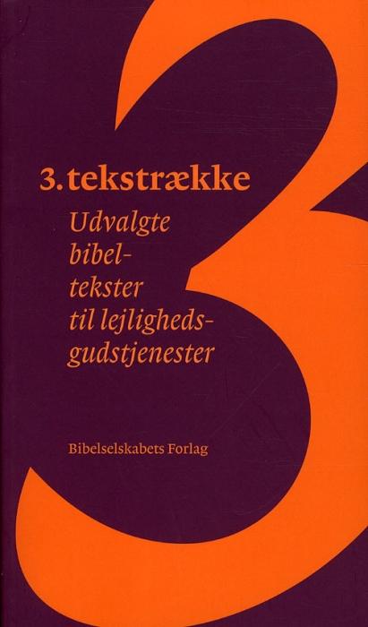 Image of   3. tekstrække (Bog)