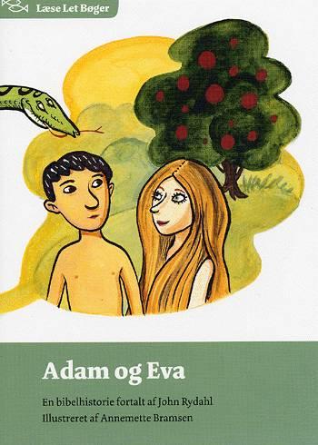 Image of   Adam og Eva (Bog)