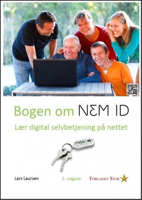 Image of   Bogen om NemID (Bog)