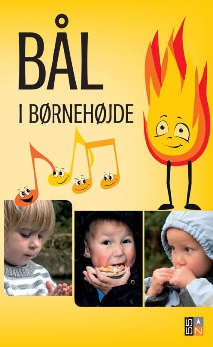 Image of   Bål i børnehøjde (Bog)