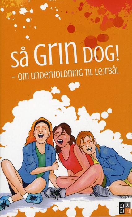 Image of Så grin dog! (Bog)