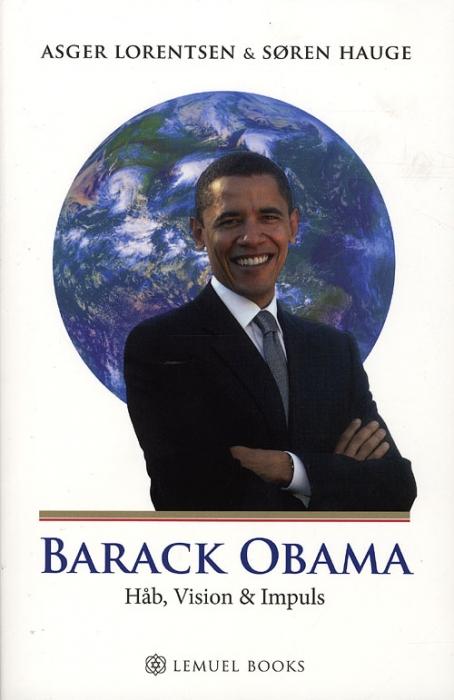 Image of Barack Obama (Bog)