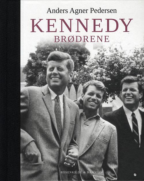 Image of Kennedy-brødrene (Bog)