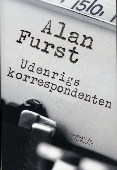 Image of Udenrigskorrespondenten (Bog)