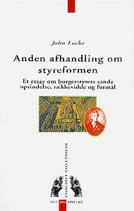Image of   Anden afhandling om styreformen (Bog)