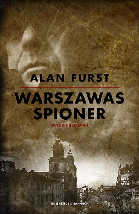 Image of Warszawas spioner (Bog)