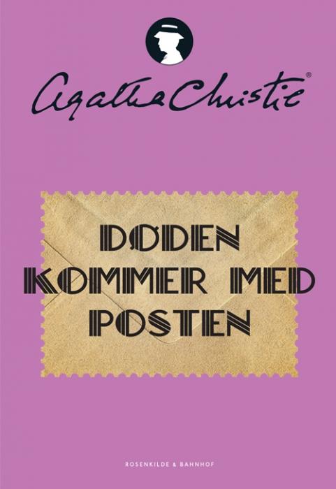 Image of Døden kommer med posten (Bog)