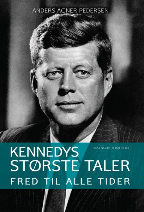 Image of Kennedys største taler (Bog)