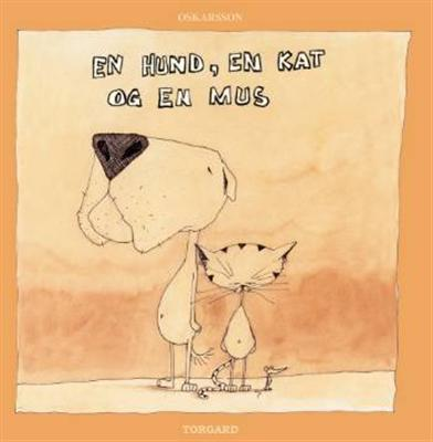 Image of En hund, en kat og en mus (Bog)
