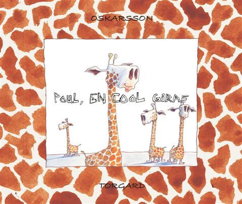 Image of Poul, en cool giraf (Bog)