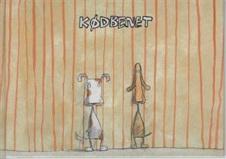 Image of Kødbenet (Bog)