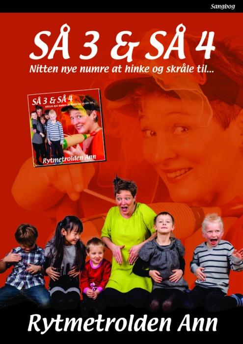 Image of Så 3 & Så 4 (Bog)