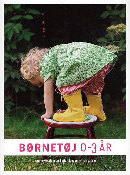 Image of   Børnetøj 0-3 år (Bog)
