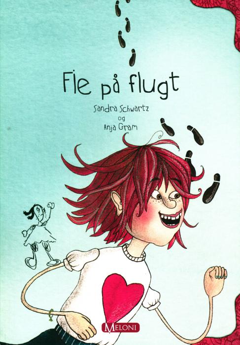 Image of Fie på flugt (Bog)