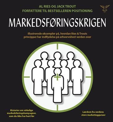 Image of Markedsføringskrigen (Bog)