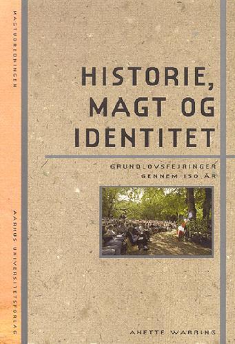 Image of Historie, magt og identitet (Bog)